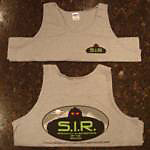 Grey SIR Bigfoot Tank Top