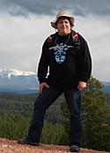 Sasquatch Investigator Robin Roberts