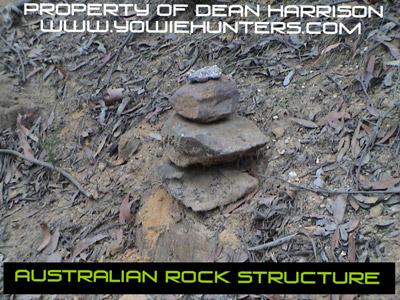Australian Rock Structure