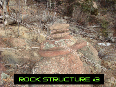 Bigfoot Rock Structure 3