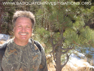 Sasquatch Investigation of the Rockies Founder Michael Johnson - Colorado