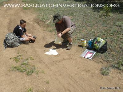 Big Footprint in Colorado 060313 1