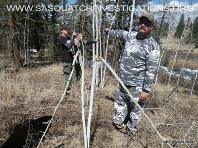 Sasquatch Research In Colorado Field Report 03-25-13 4