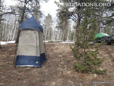 Sasquatch Research In Colorado Field Report 03-25-13 5