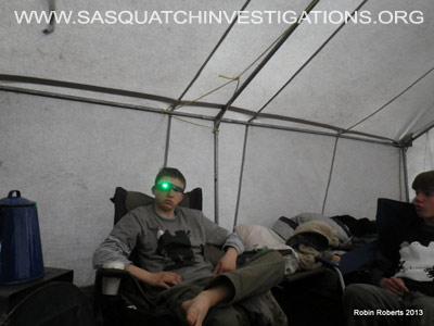 Sasquatch Research In Colorado Field Report 03-25-13 8