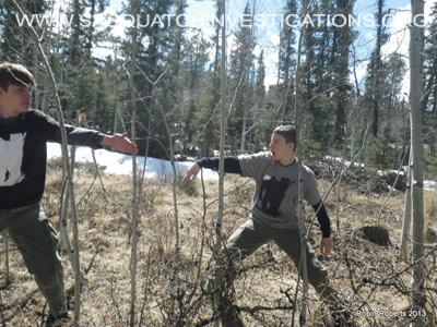 Sasquatch Research In Colorado Field Report 03-25-13 9