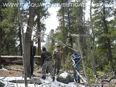 Bigfoot Research Field Report 05-03-13 Picture 2