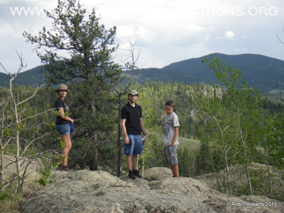 Colorado Bigfoot Research June 2103 2