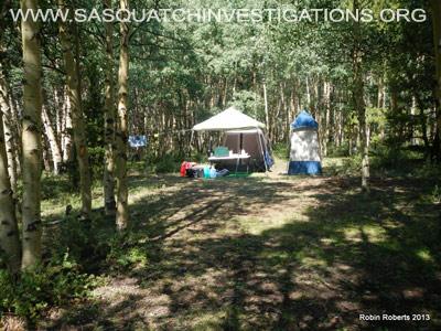 Central Colorado Bigfoot Research Field Report 2