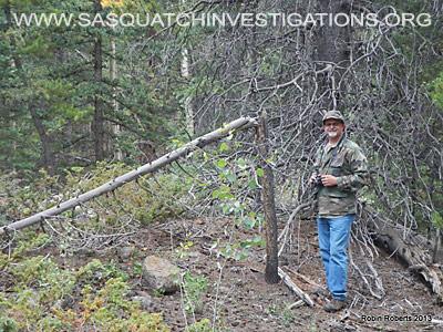 Central Colorado Bigfoot Research Field Report 5